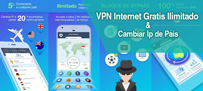 VPN Internet Gratis Ilimitado