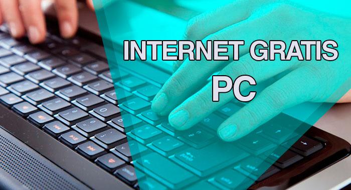 internet gratis para pc