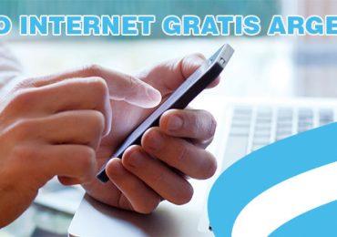TRUCO INTERNET GRATIS ARGENTINA