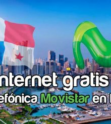 Internet gratis con Web Tunnel para telefónica Movistar en Panamá