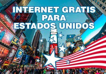 como tener Internet gratis en estados unidos